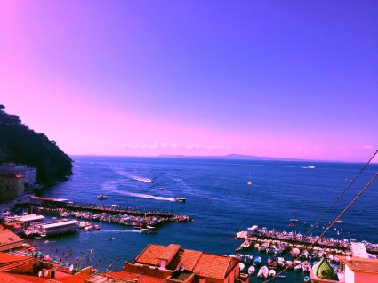 Sorrento, Italy, August 2016